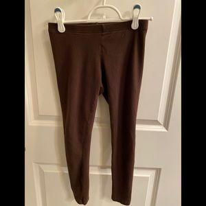 Mossimo supply Co. brown leggings
